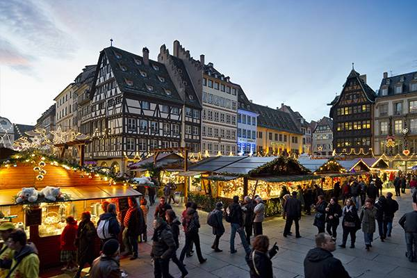 Descubra Estrasburgo Y Su Región Camping De Strasbourg